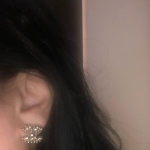 Chanel Jewelry - Chanel earring studs Boucles d'oreilles